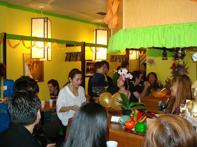 busy Talay Thai Restaurant